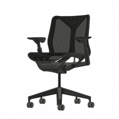 Herman Miller Cosm, Low Back - Kontorsstol