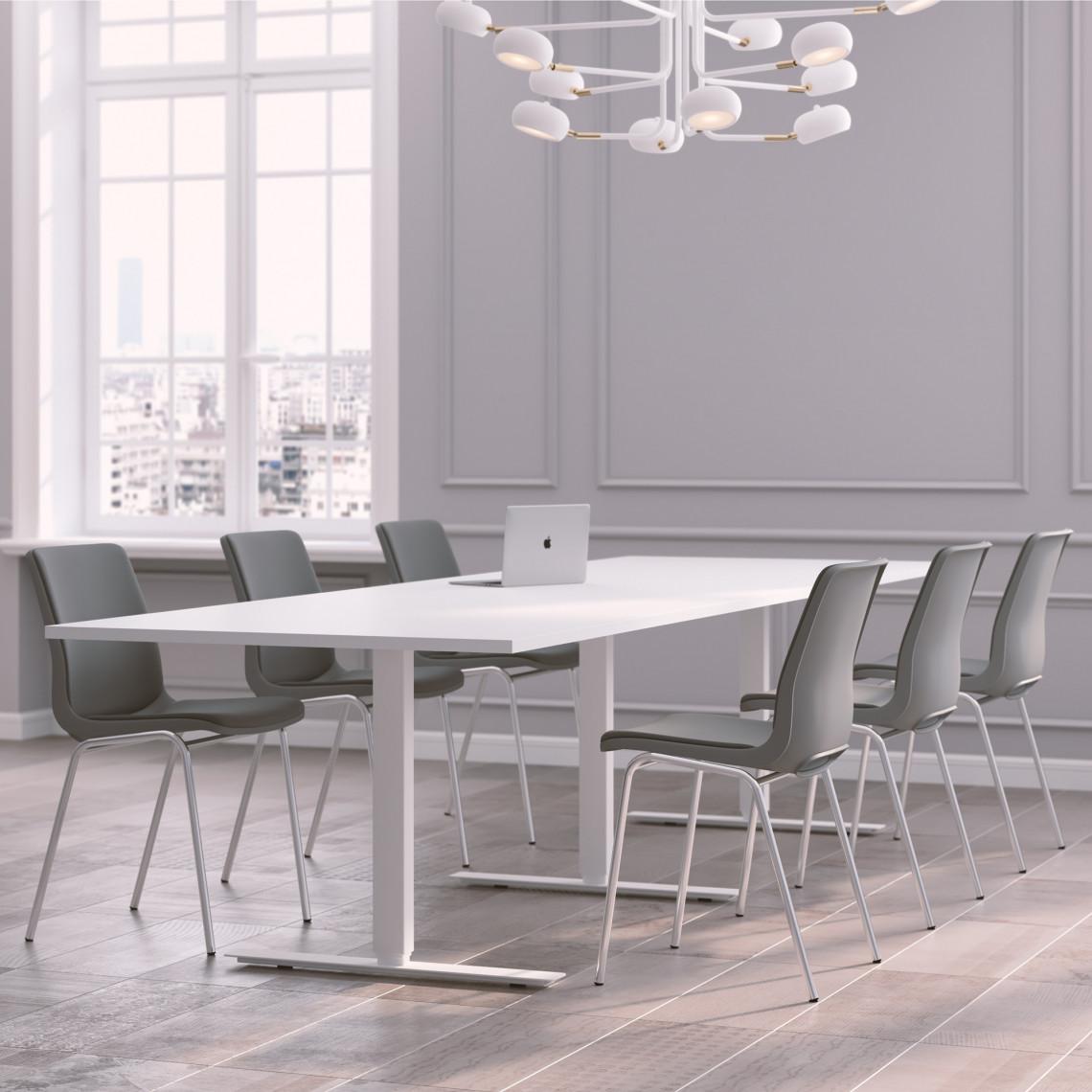 Konferensmöbler 6-10 pers Modul + Ana Stol 4340SR