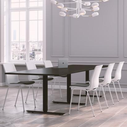 Konferensmöbler 6-10 pers Modul + Ana Stol 4340S