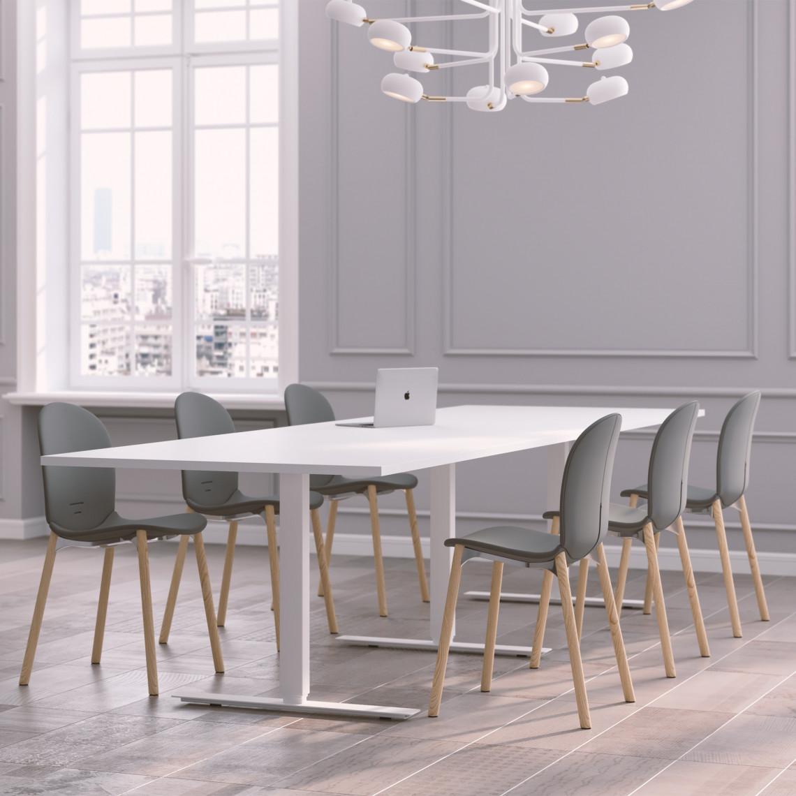 Konferensmöbler 6-10 pers Modul + Noor 6080F