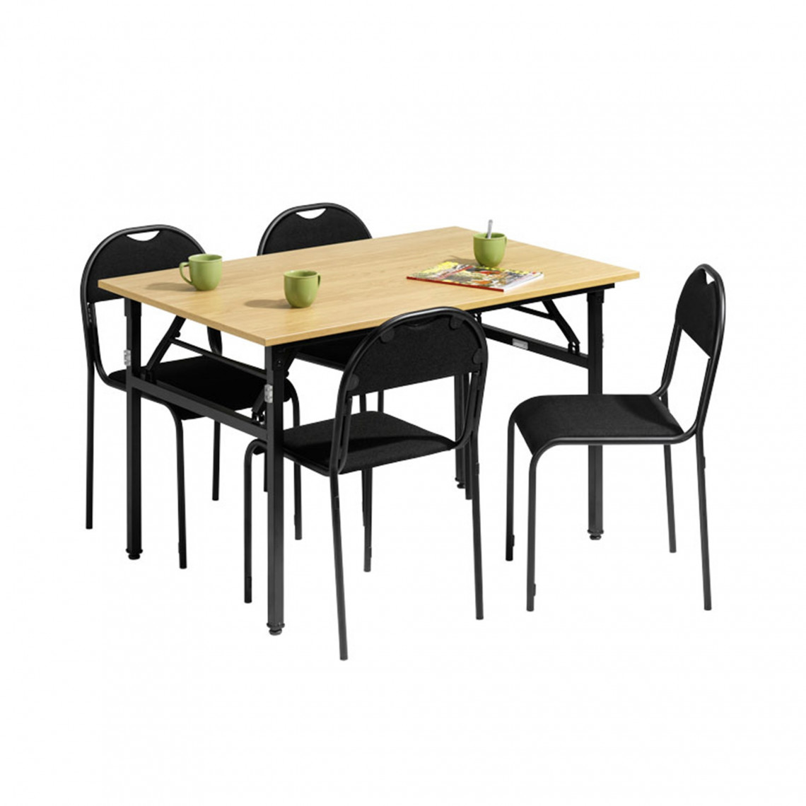 Lunchgrupp 4 pers - RX002 & Starko bord