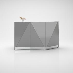 Alpha Modell 1 - Receptionsdisk