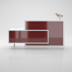 For modell 2 - Receptionsdisk