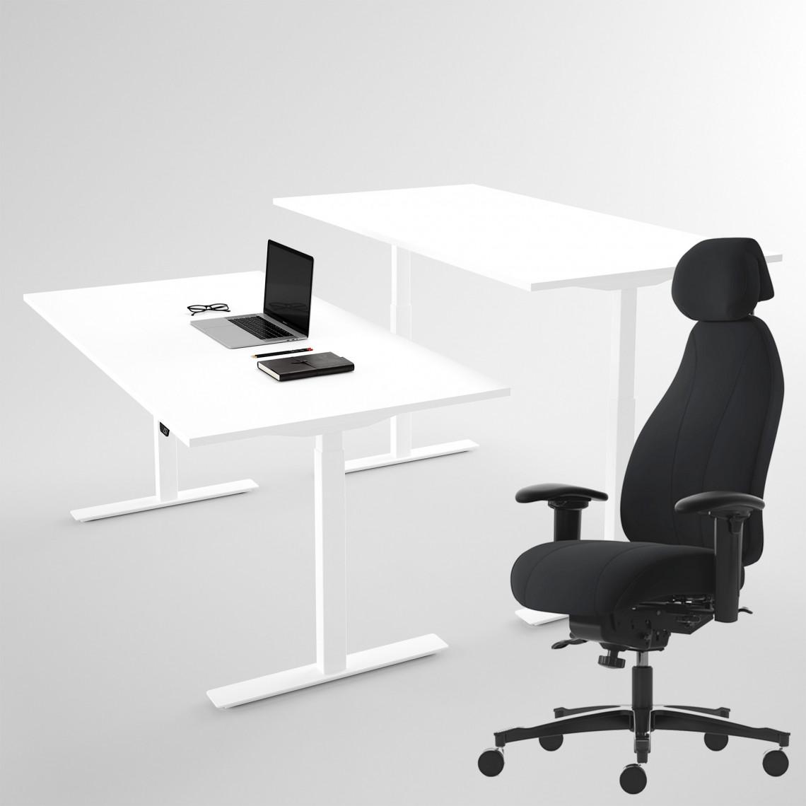 Komplett arbetsplats - Komfort