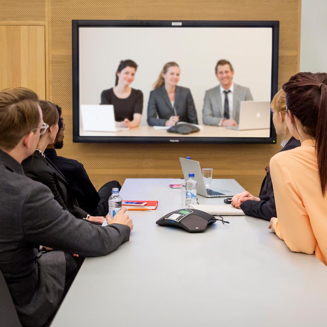 Videokonferens paket 4-5 personer