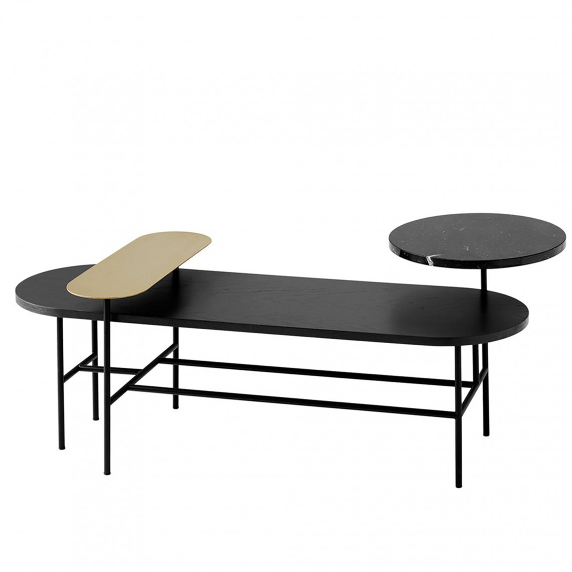 Palette Lounge Table JH7