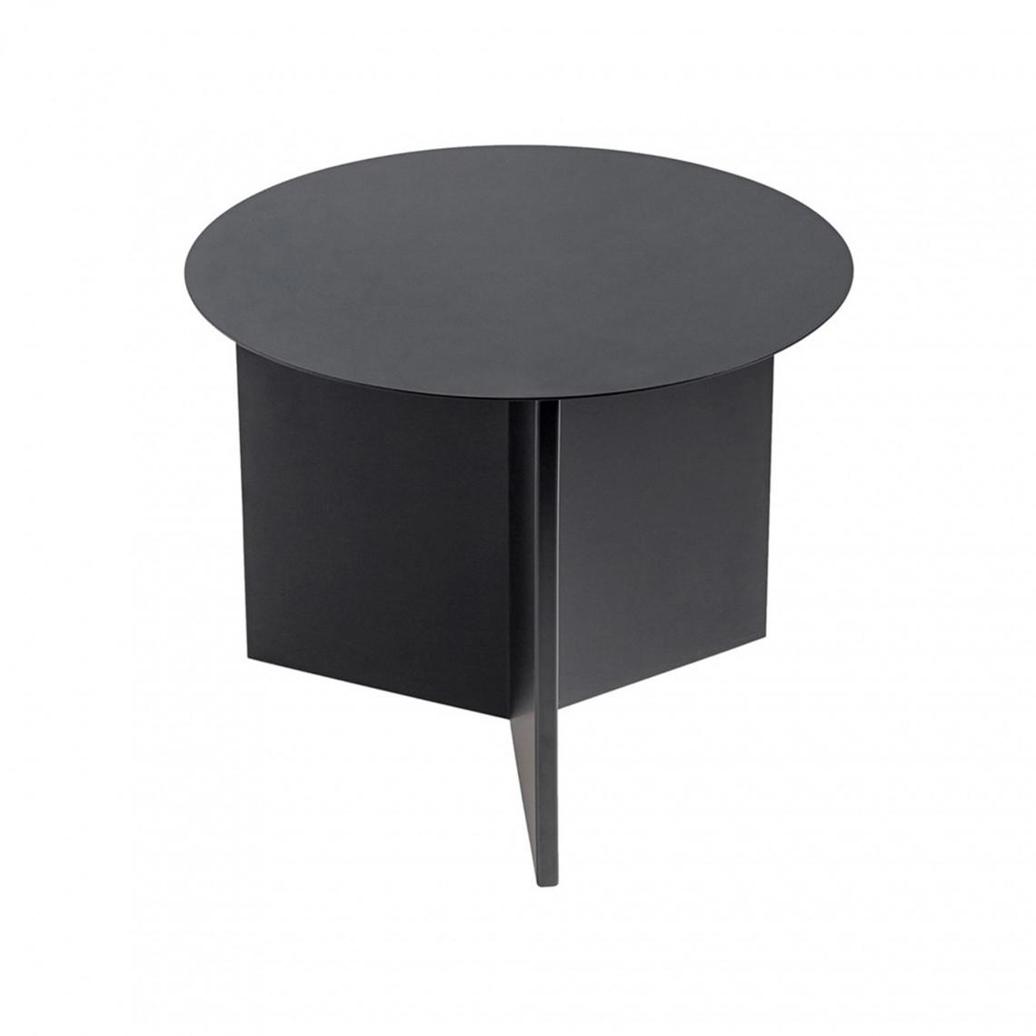 Slit Table Round