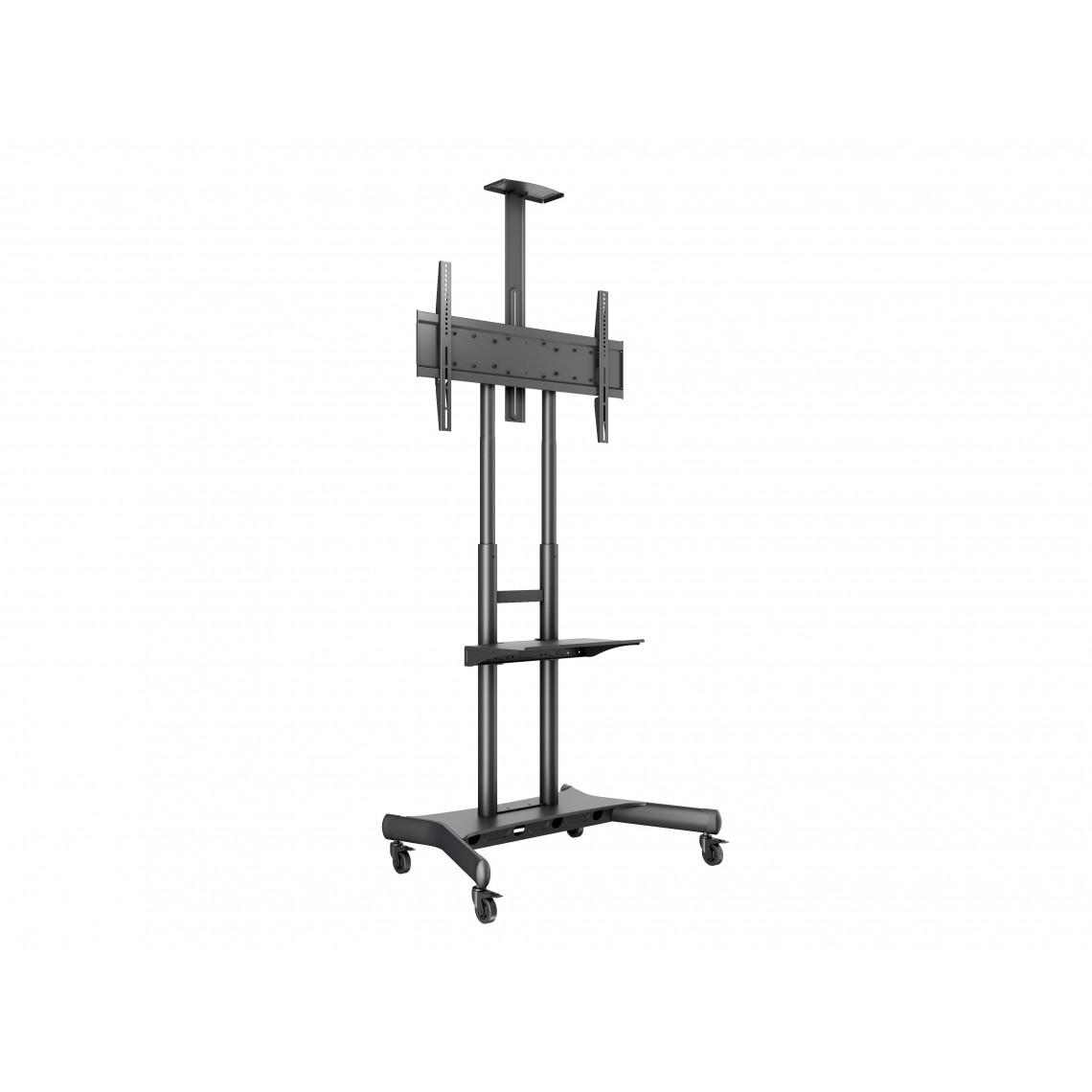 M Public Floorstand Basic 180 incl shelf & camera holder