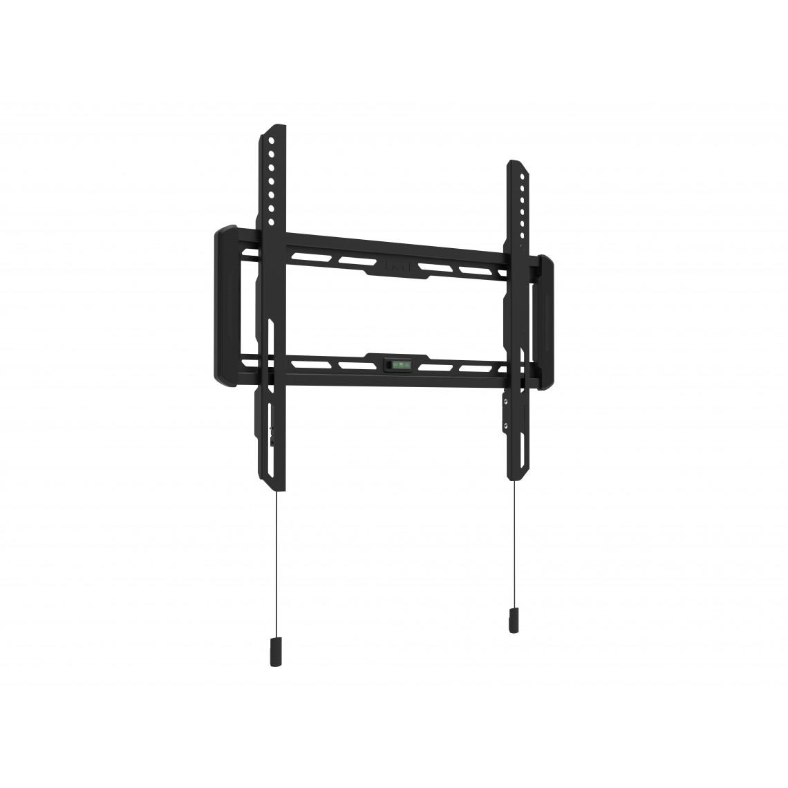 M Universal Wallmount Fixed Medium Black