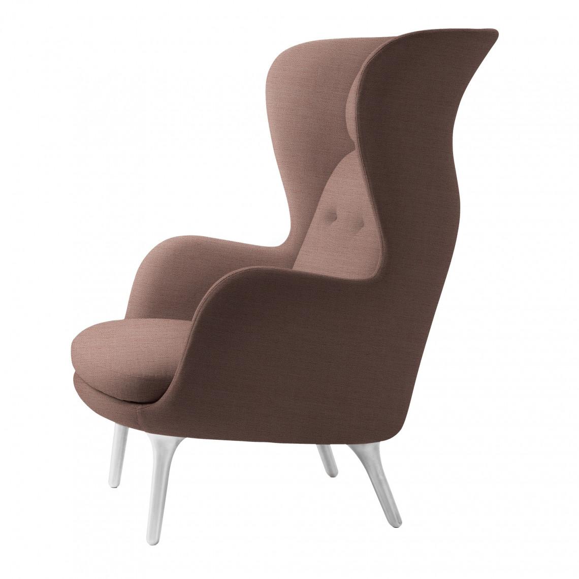 Lounge fåtölj RO™ - Klädd i tyg Christianshavn