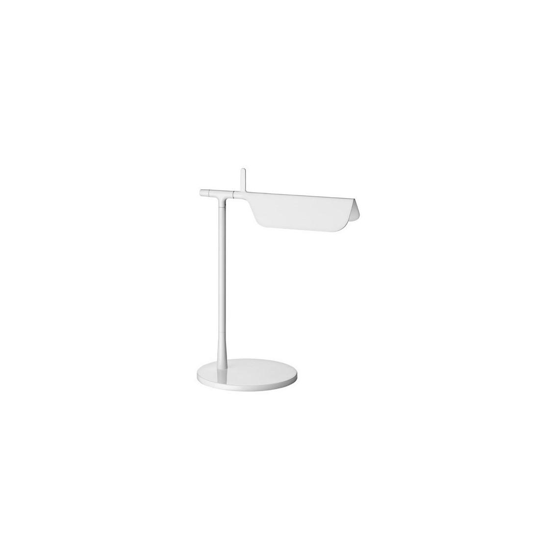 Tab T LED bordslampa - vit