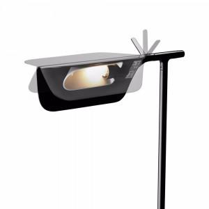 Tab F LED golvlampa - svart lack