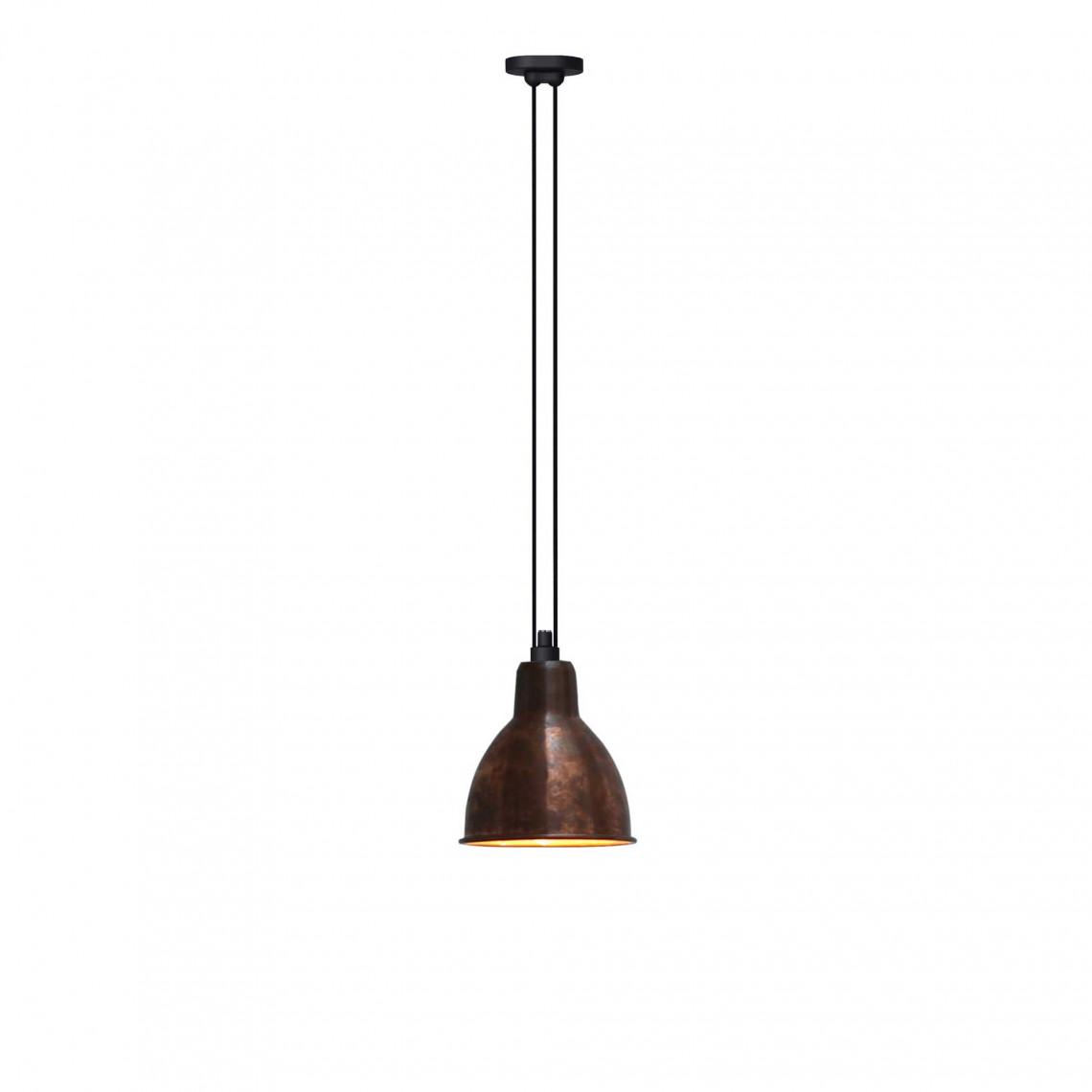 Les Acrobates De Gras 322 XL - Round Raw Copper
