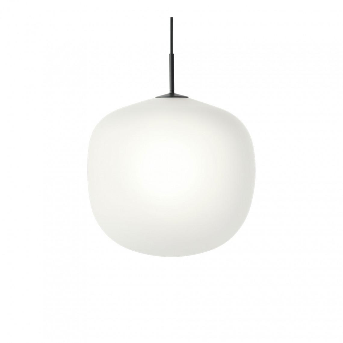 Rime Pendant Lamp Ø 45 cm Black