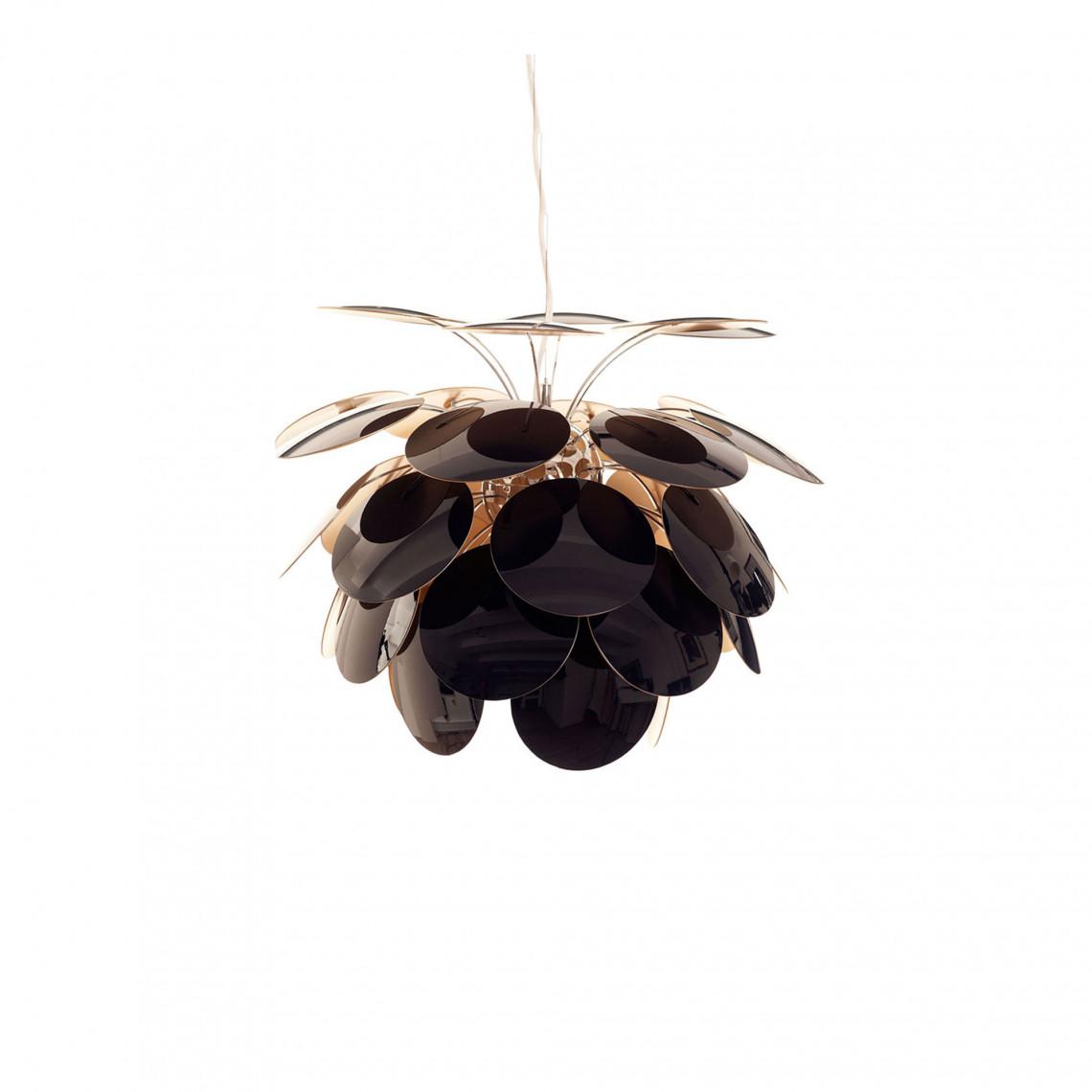 Discoco 53 - Pendant Lamp Black/Gold