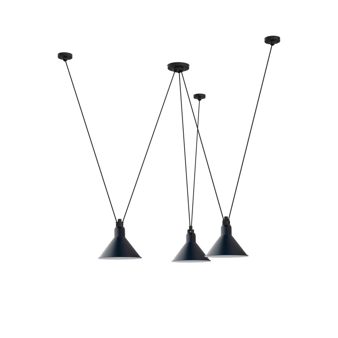 Les Acrobates de Gras No 325 - Conic XL Blue