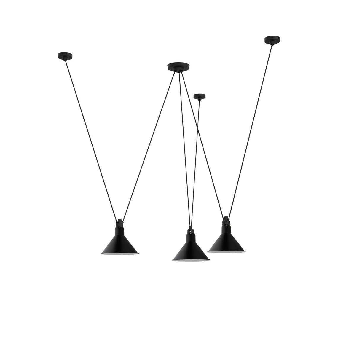 Les Acrobates de Gras No 325 - Conic L Black