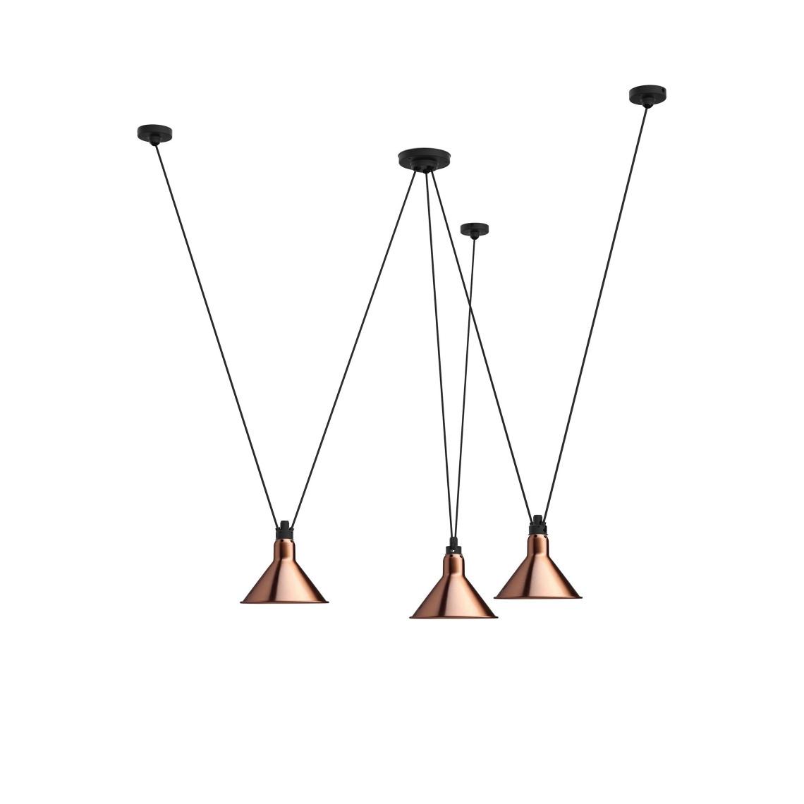 Les Acrobates de Gras No 325 - Conic L Copper