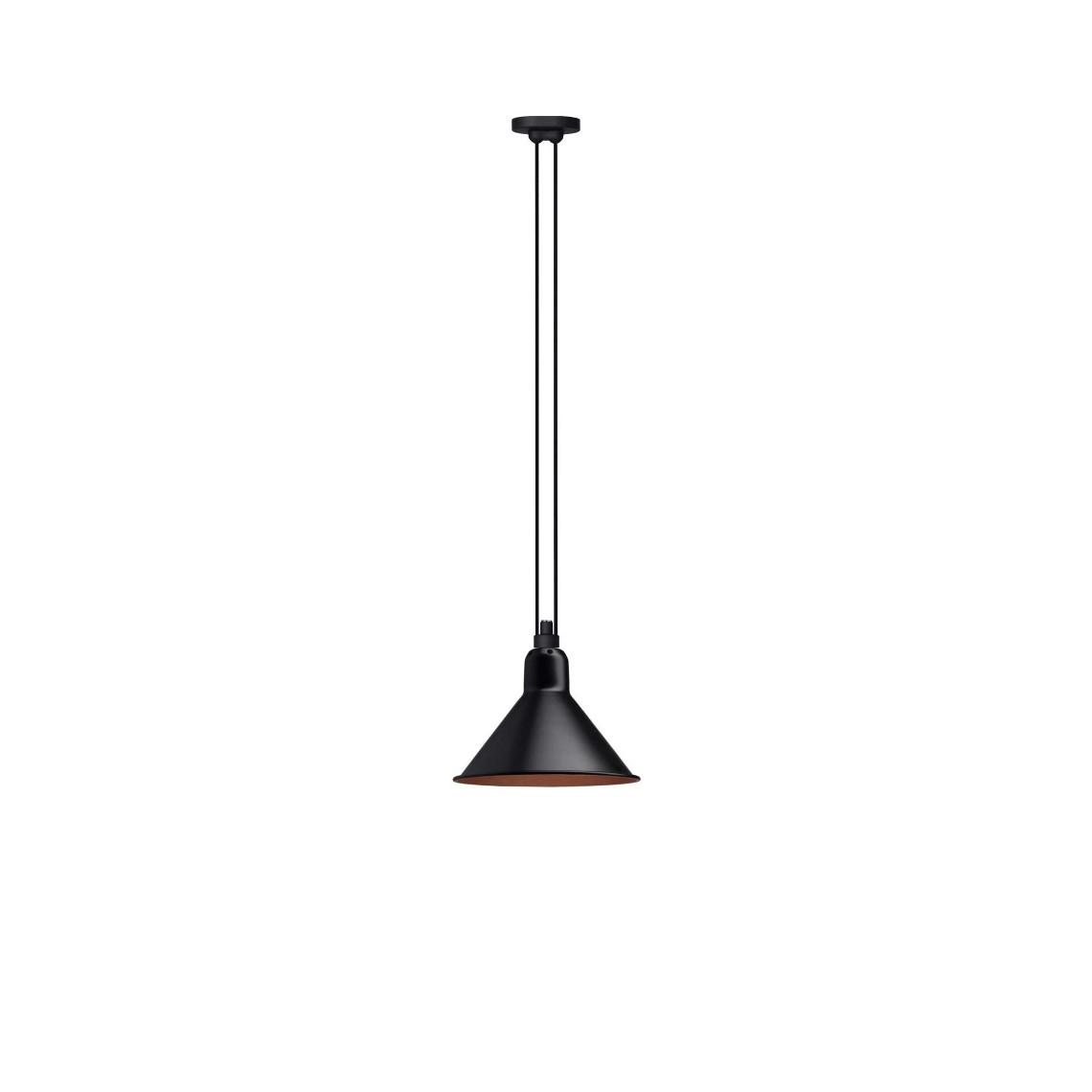 Les Acrobates de Gras No 322 - Conic L Black / Copper