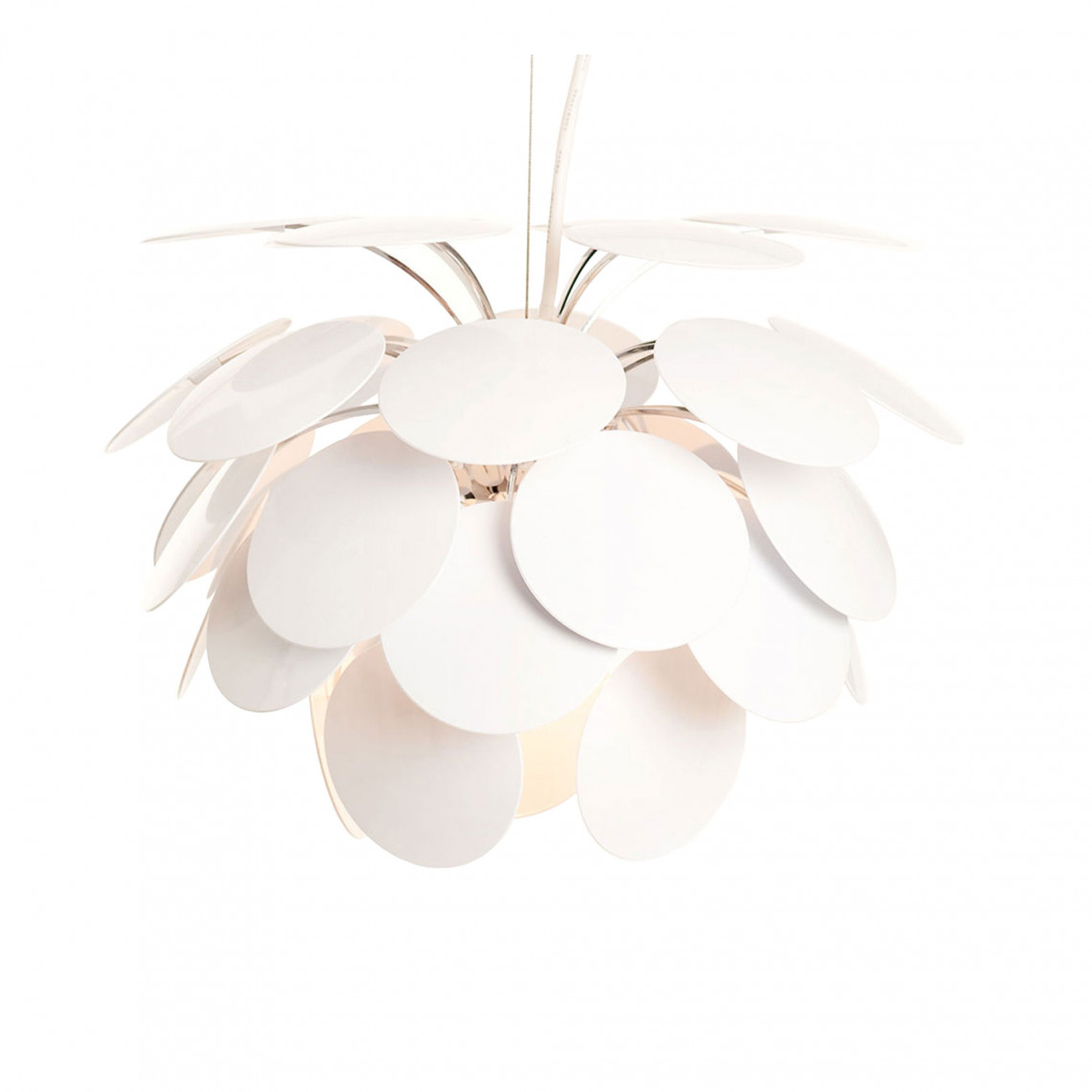 Discoco 132 - Pendant Lamp White