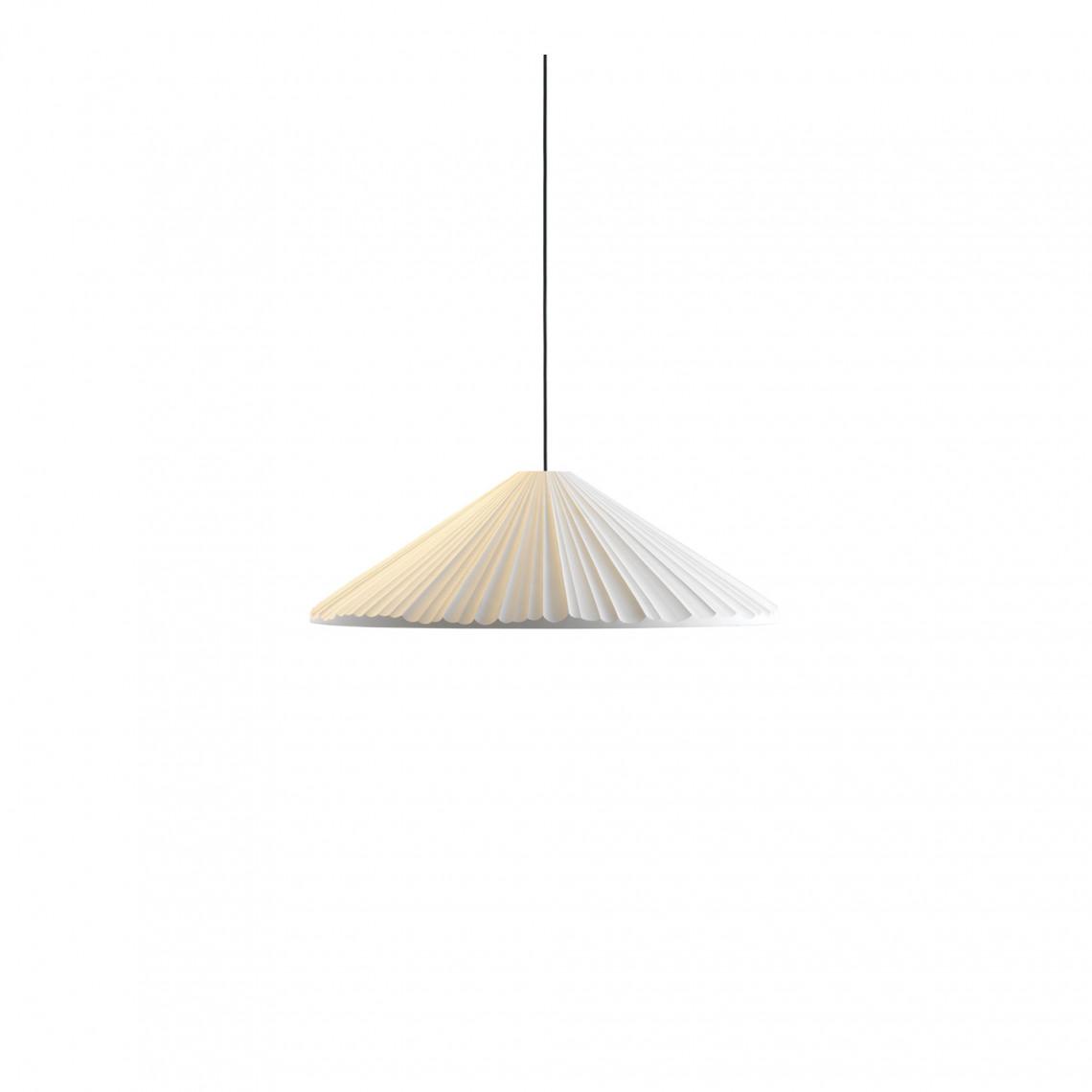Pu-erh 42 - Pendant Lamp White/White