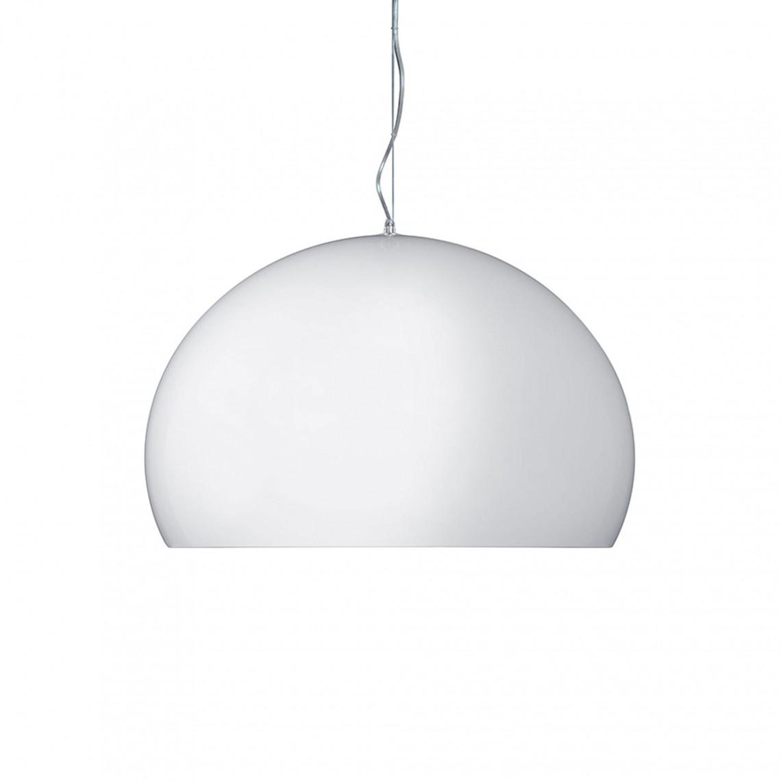 Big Fl/y Suspension 9058 - Glossy White