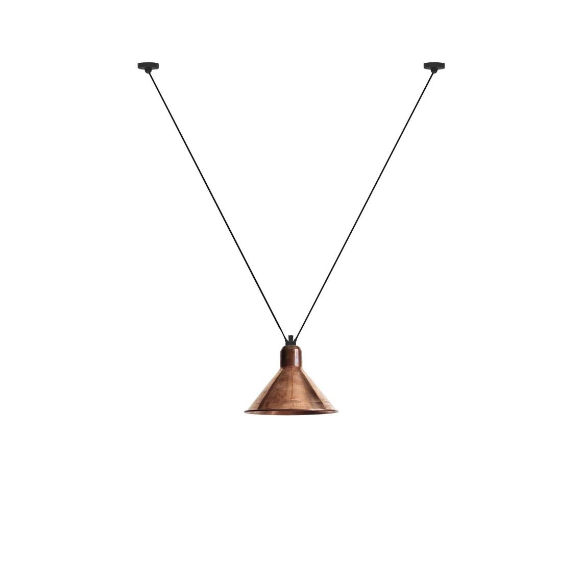 Les Acrobates de Gras No 323 - Conic XL Raw Copper