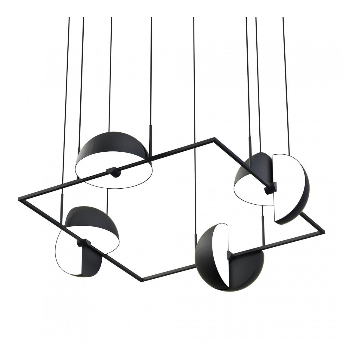 Trapeze Quartette Lamp