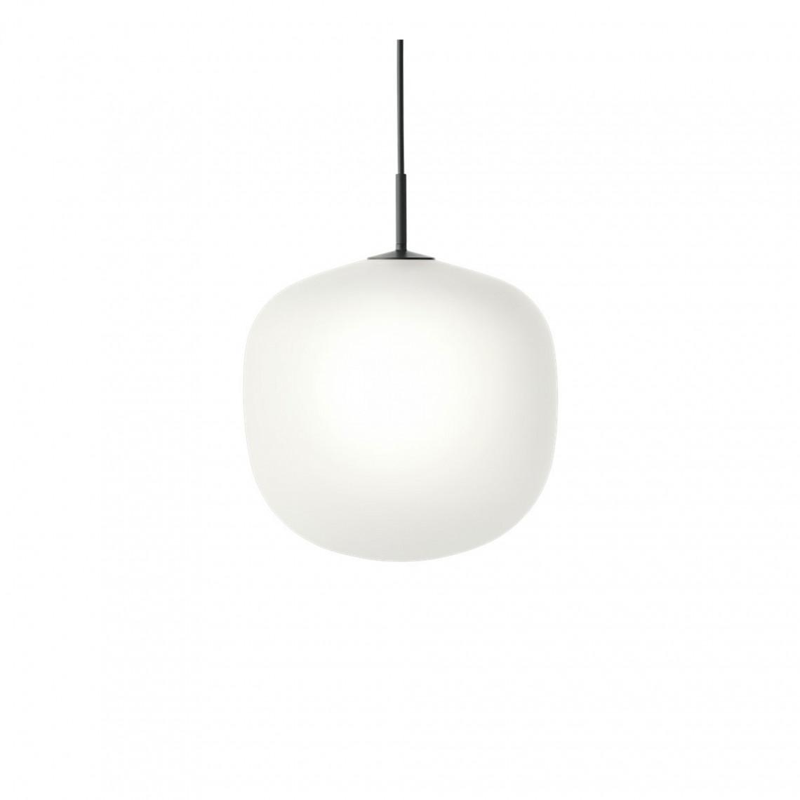 Rime Pendant Lamp Ø 37 cm Black
