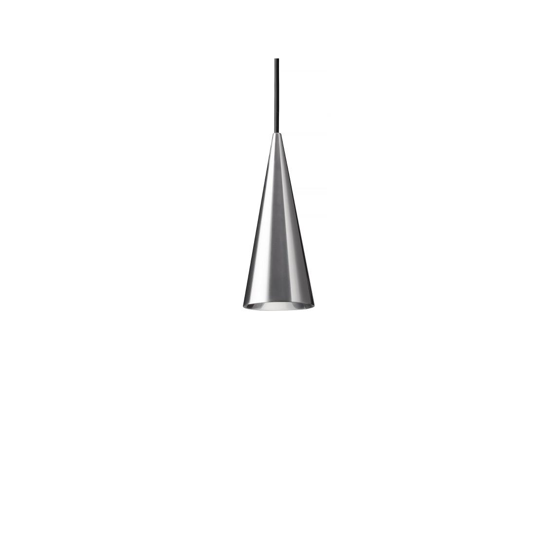 W201 Extra Small Pendant S1 Polerad aluminium
