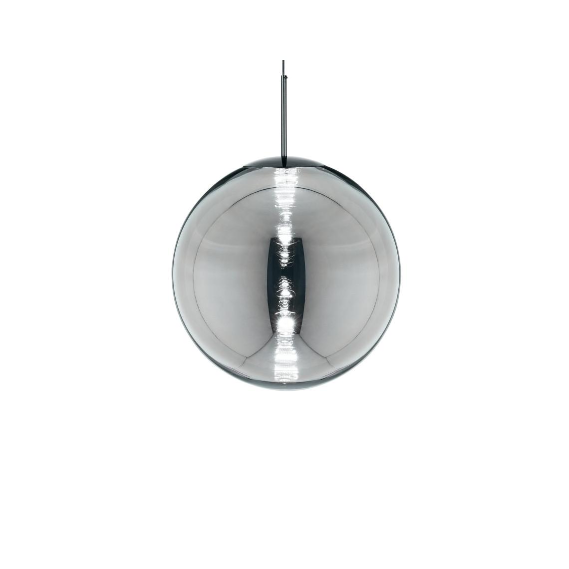 Globe Pendant Krom