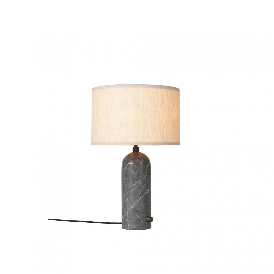 Gravity - Bordslampa Liten Canvas