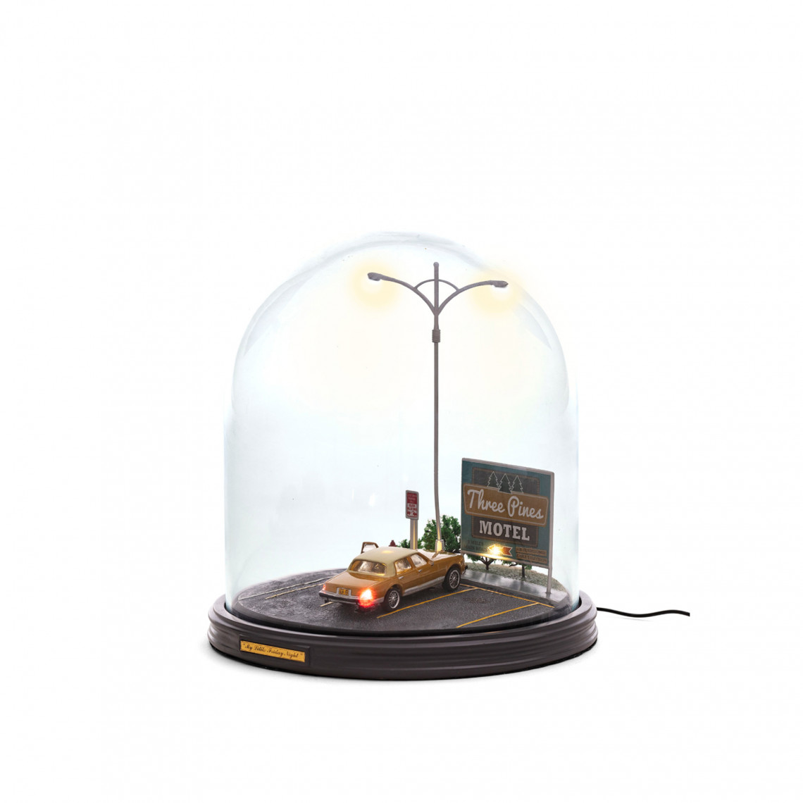 My Little Friday Night Lamp