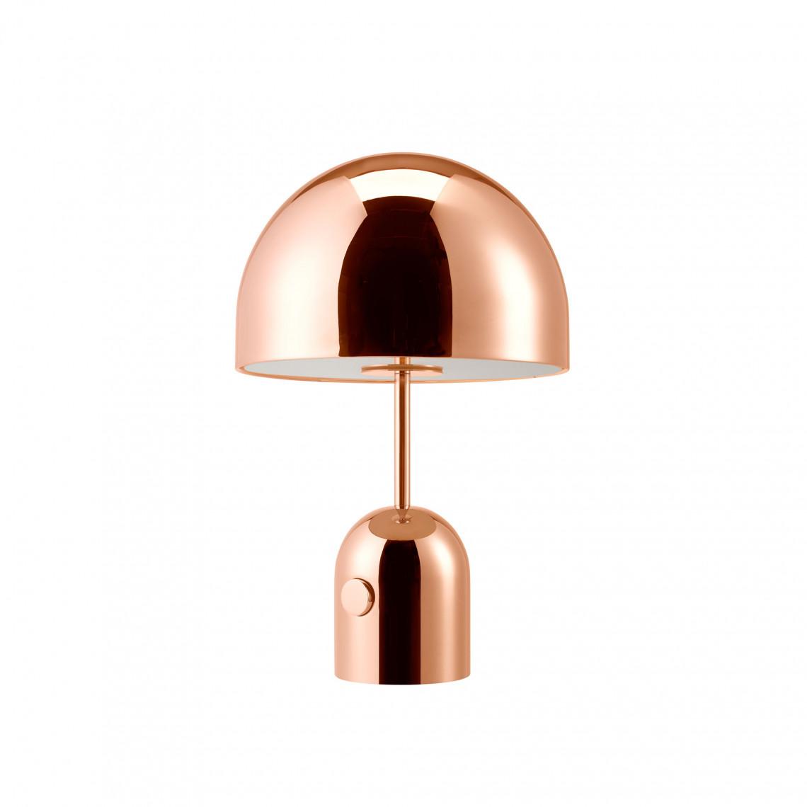 Bell Table Koppar
