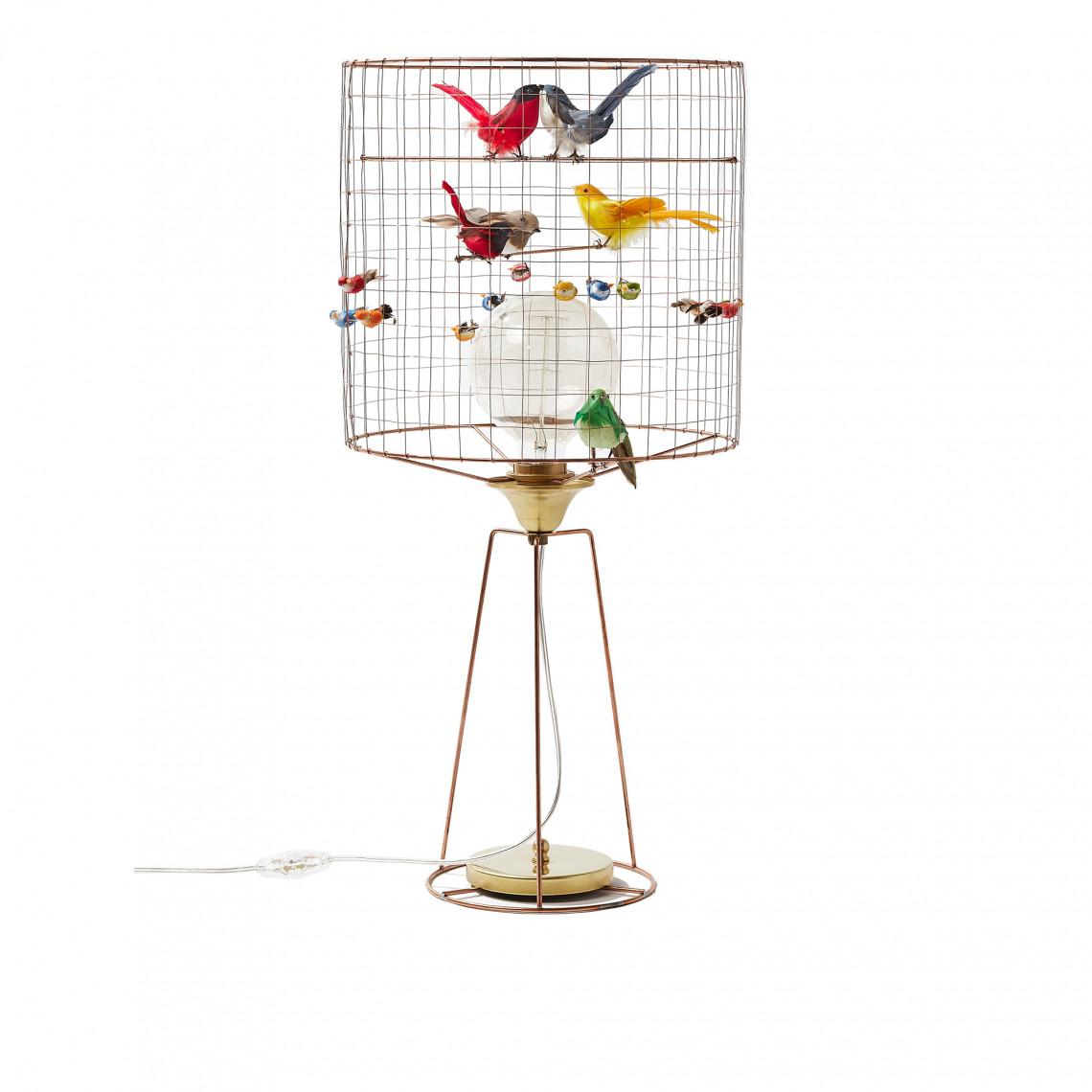 Fågellampa Lampe Volière Haute