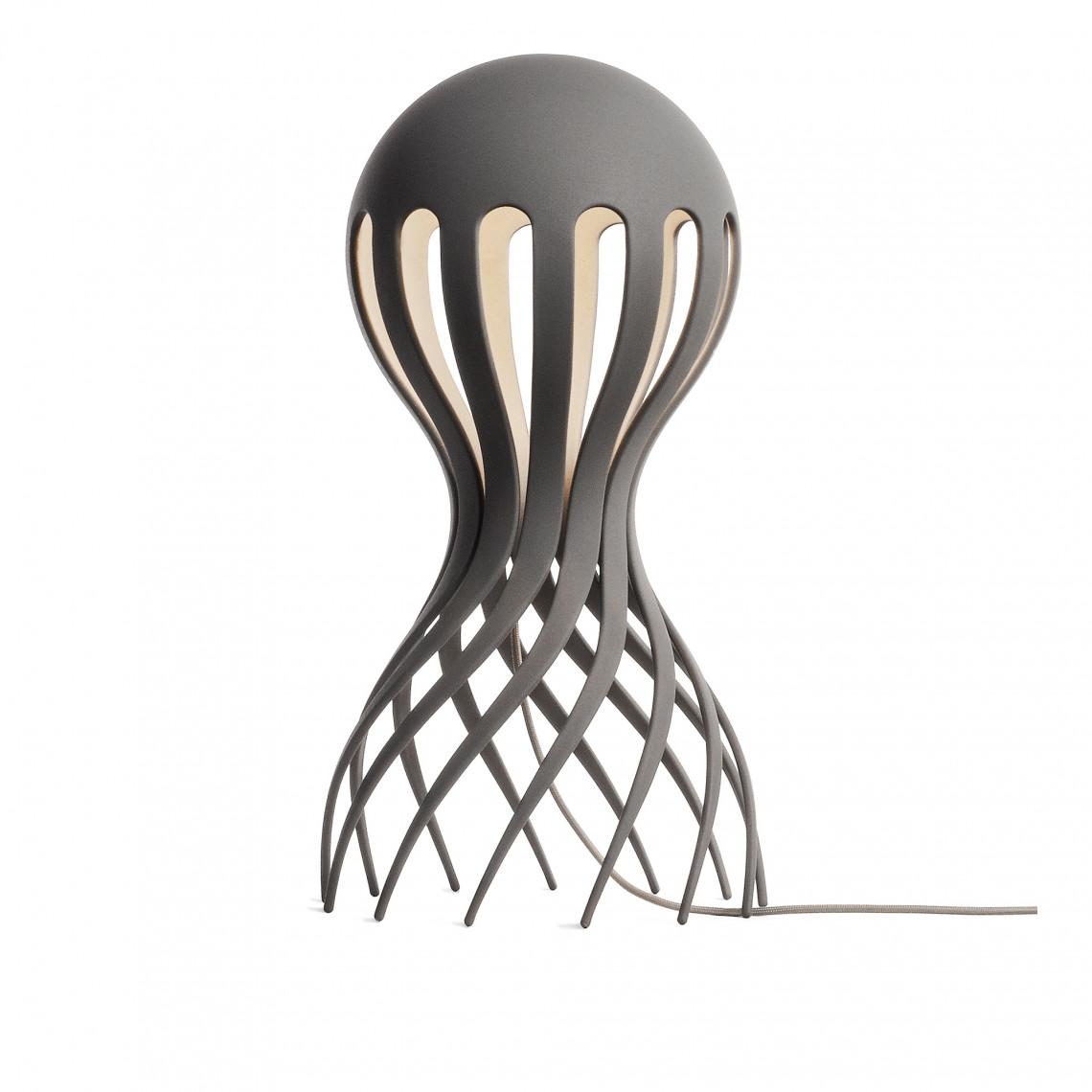 Cirrata Table Lamp Grey