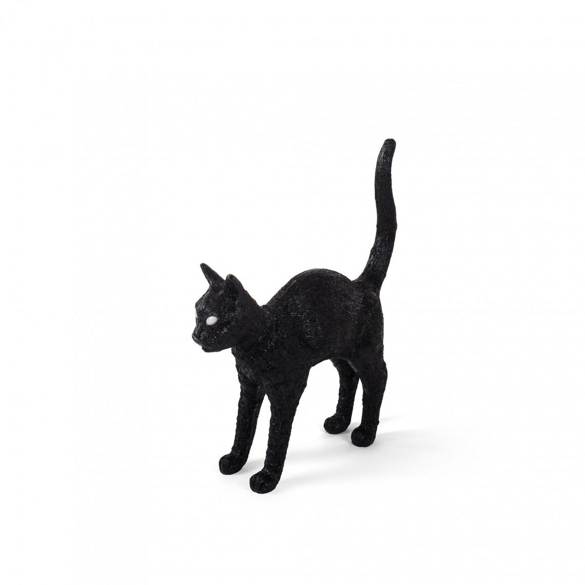 Jobby The Cat - Svart