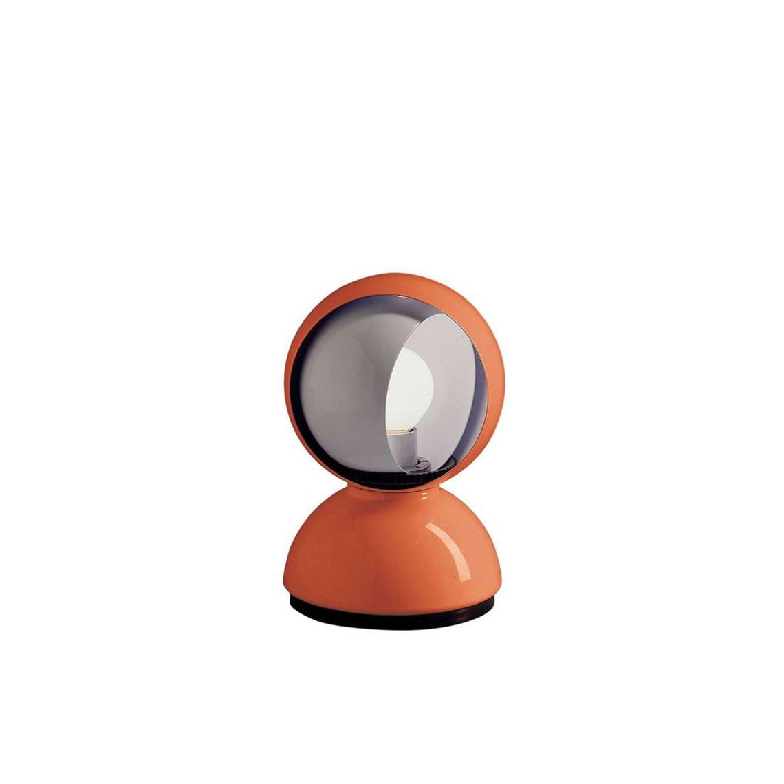 Eclisse Bords/Vägglampa Orange