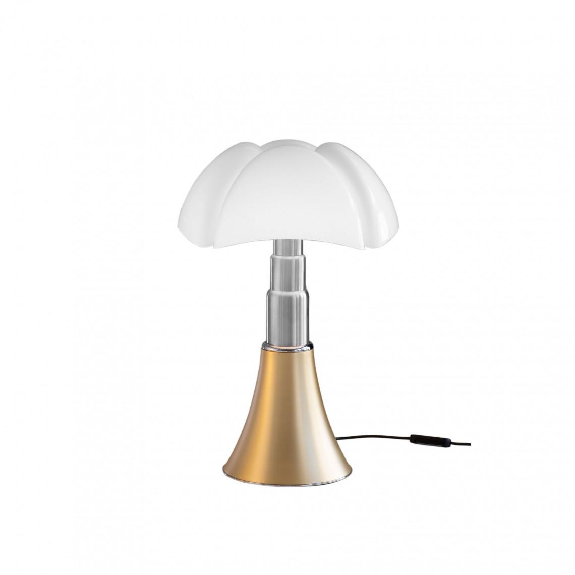 Pipistrello Medium Table Lamp Brass - Dimbar