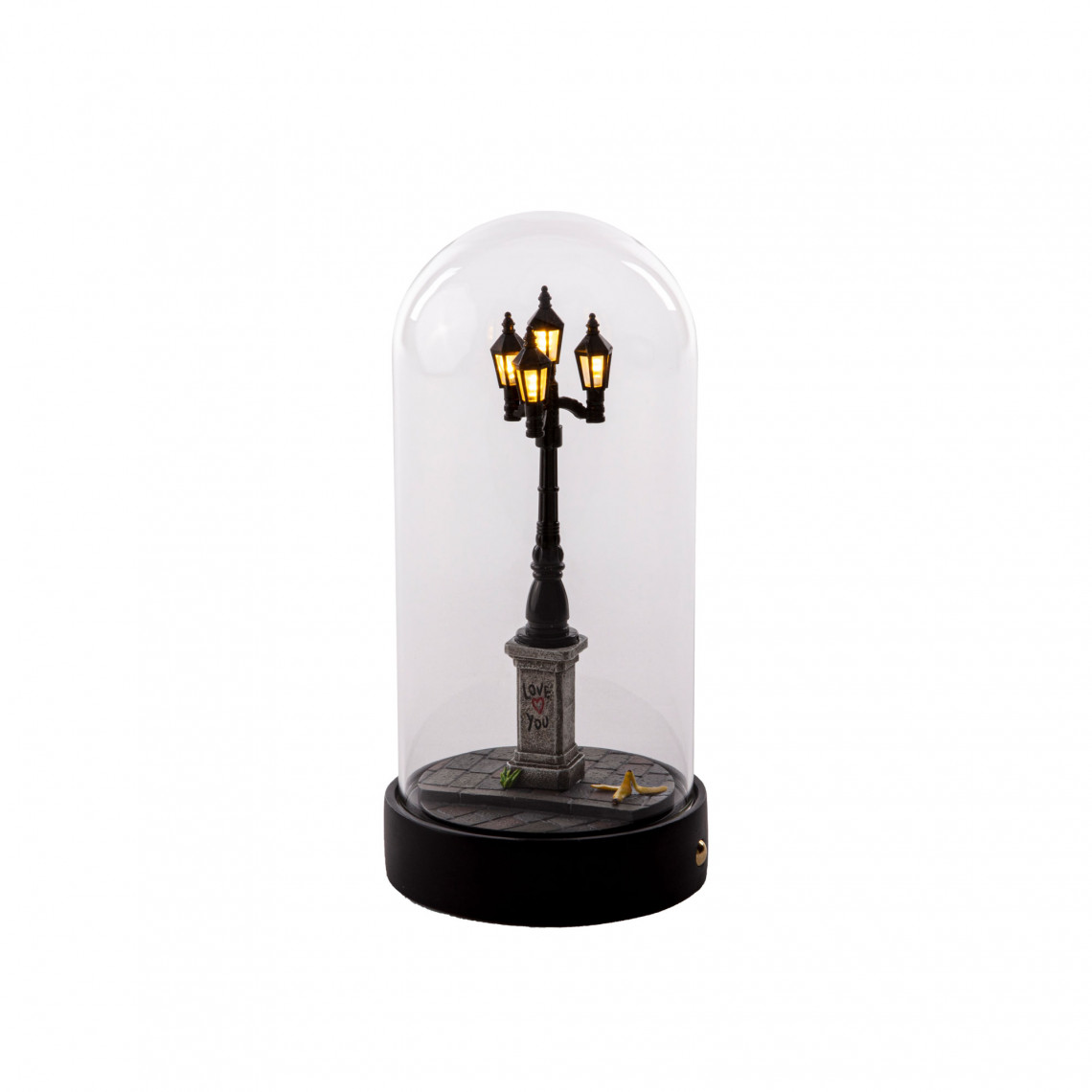 My Little Corner Lamp