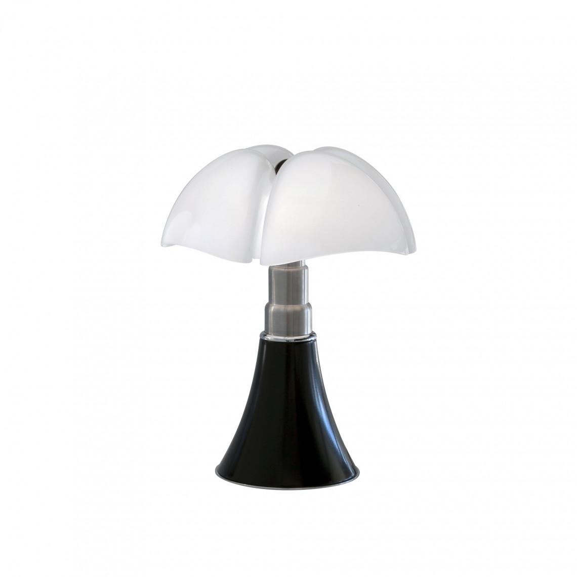 Minipipistrello Cordless Table Lamp Dark Brown
