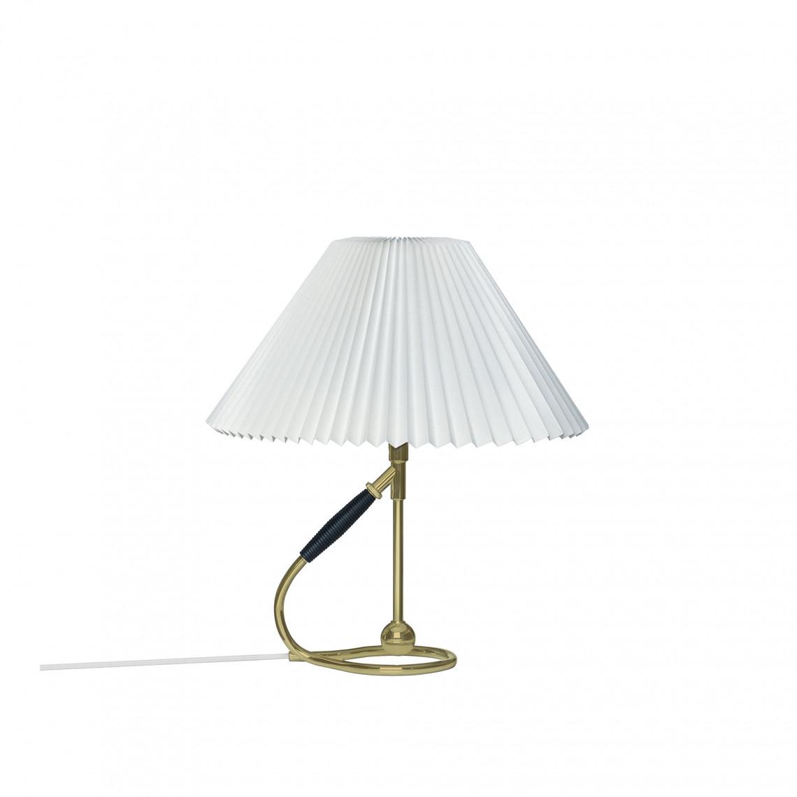 306 Bords-/Vägglampa Mässing