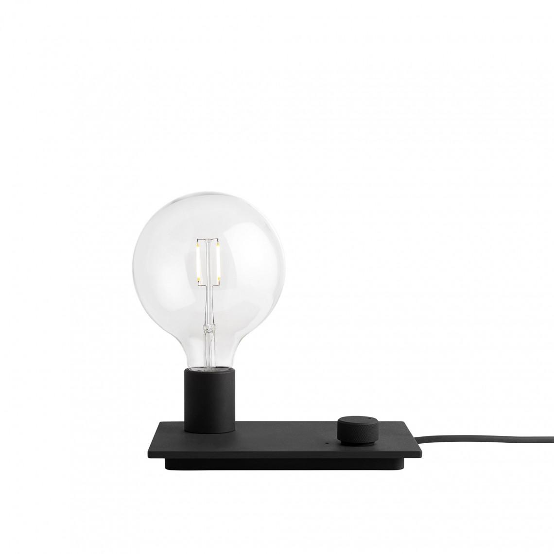 Control Table Lamp Black