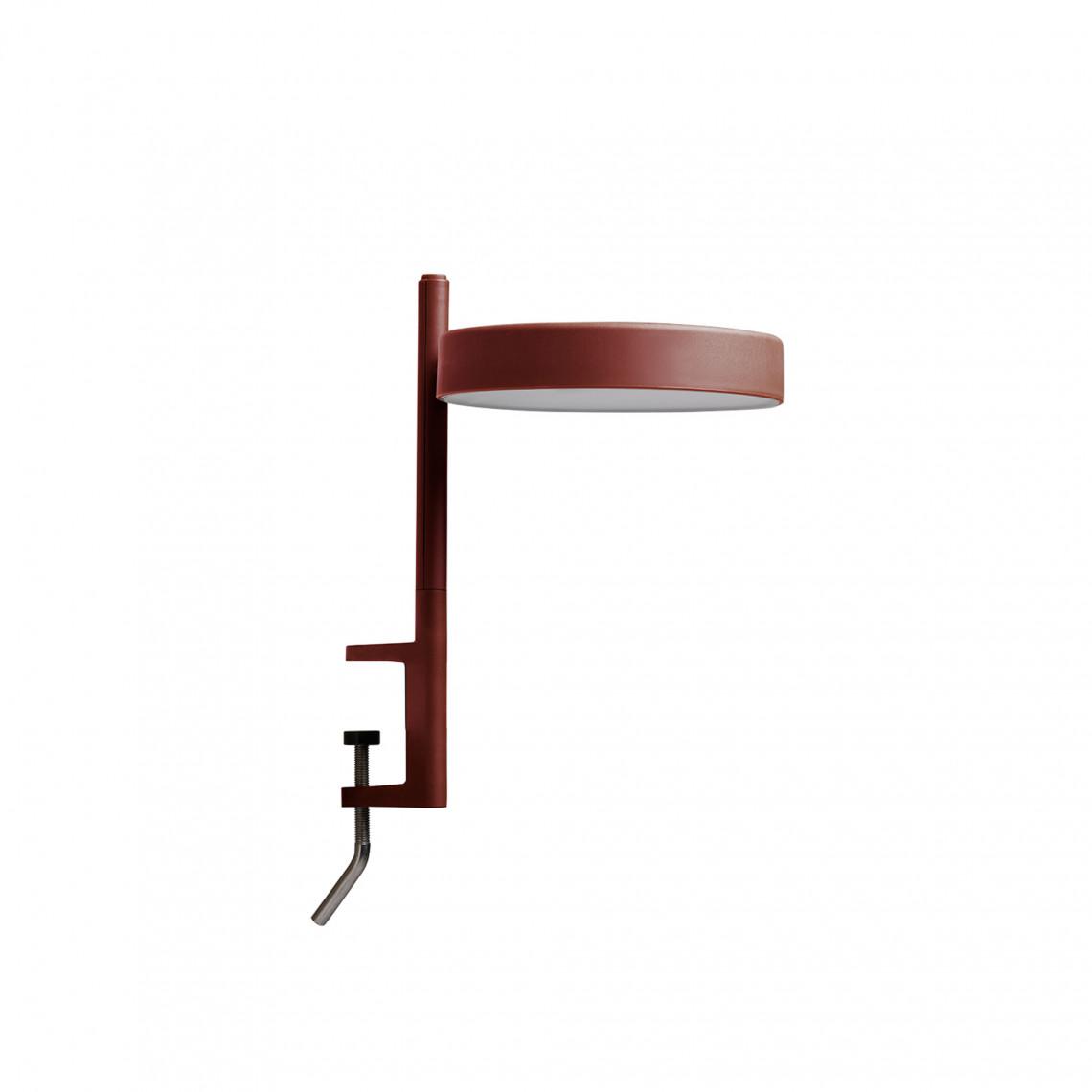Pastille w182 Kort Arm - Bordslampa Oxide Red