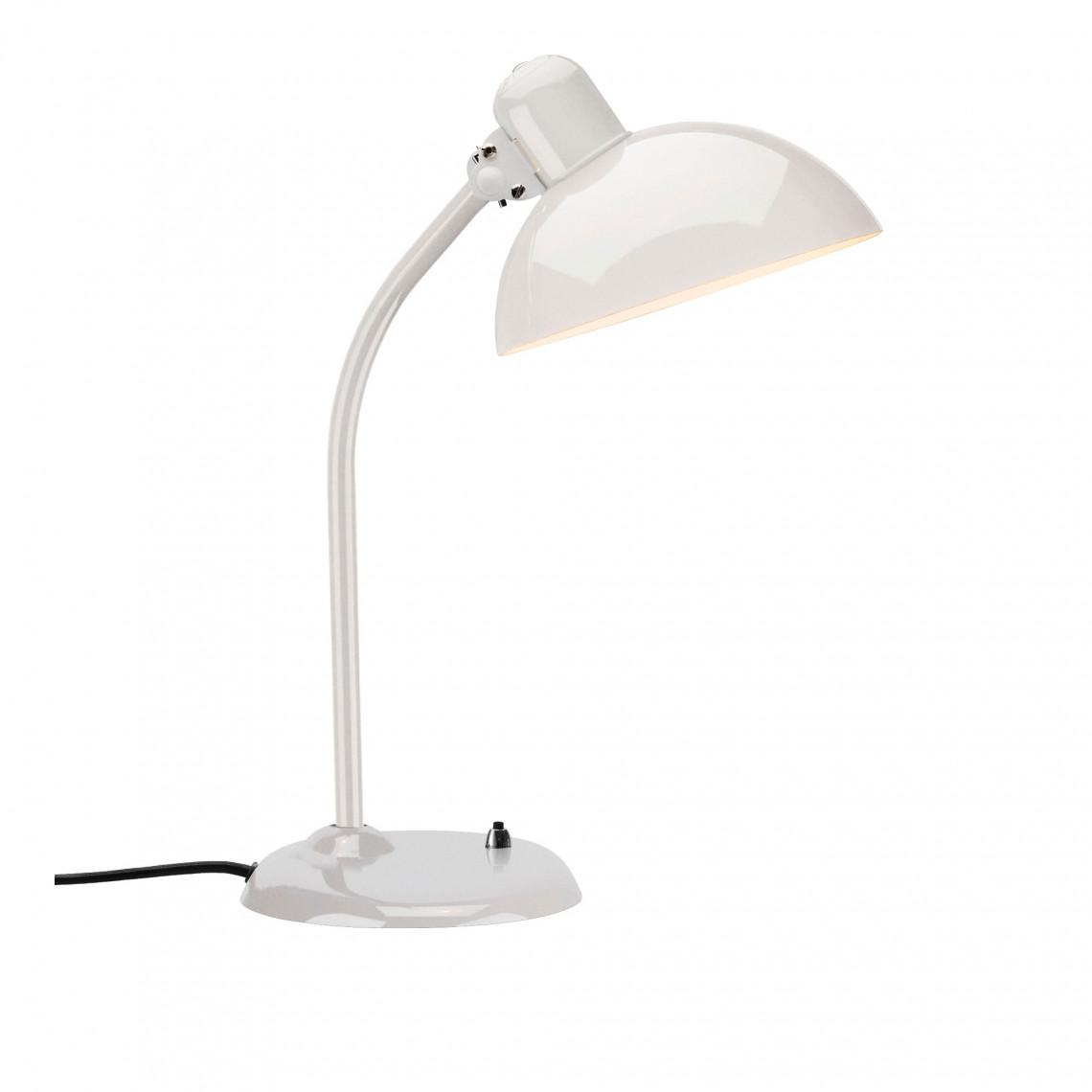 Kaiser Idell - Bordslampa Vit
