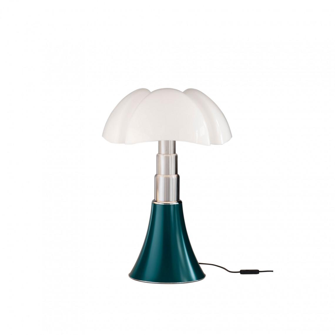 Pipistrello Medium Table Lamp, Agave Green - Dimbar