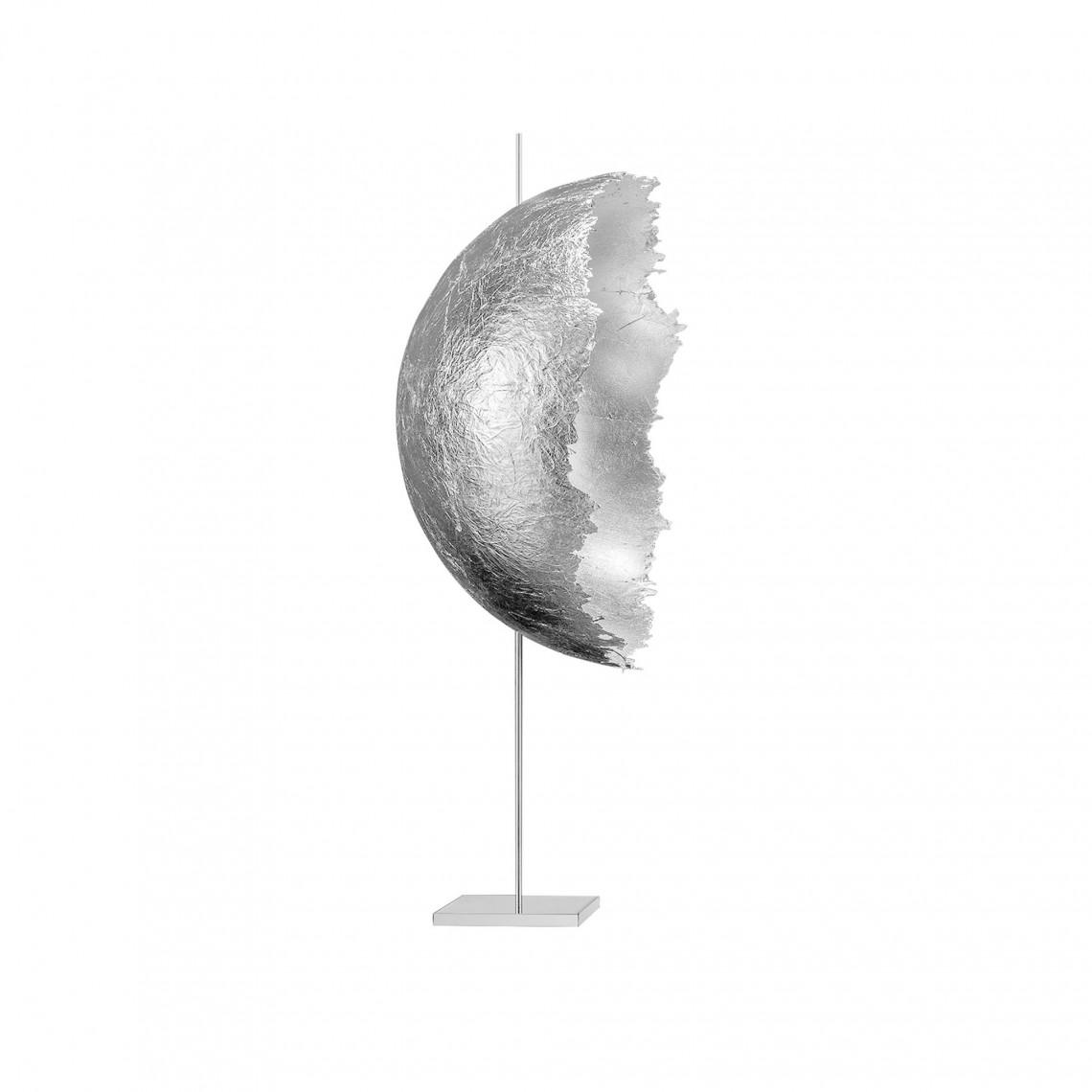 PostKrisi 40 - Bordslampa Silver