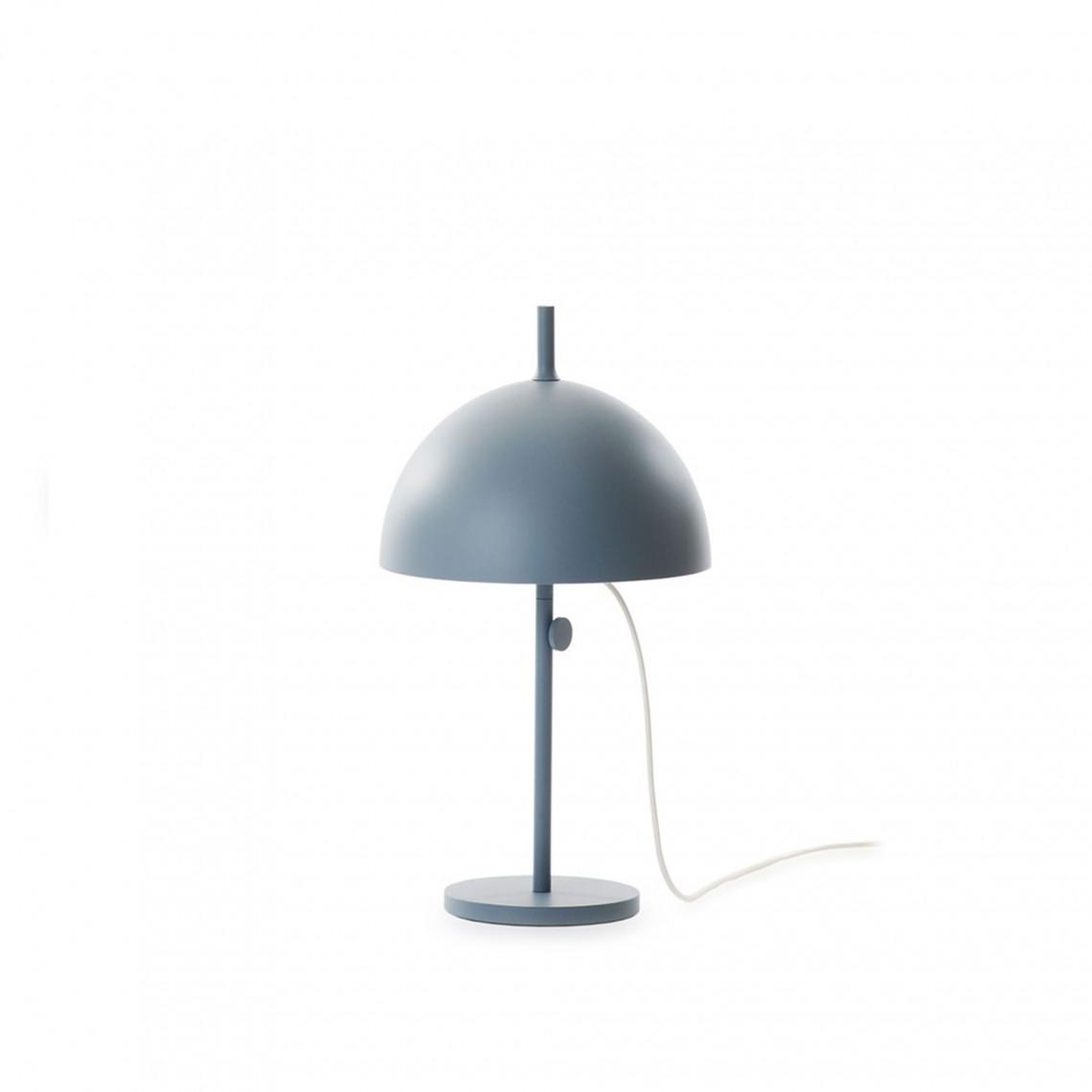 Nendo w132 - Bordslampa Blå