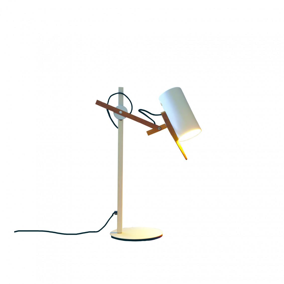 Scantling S - Table Lamp White