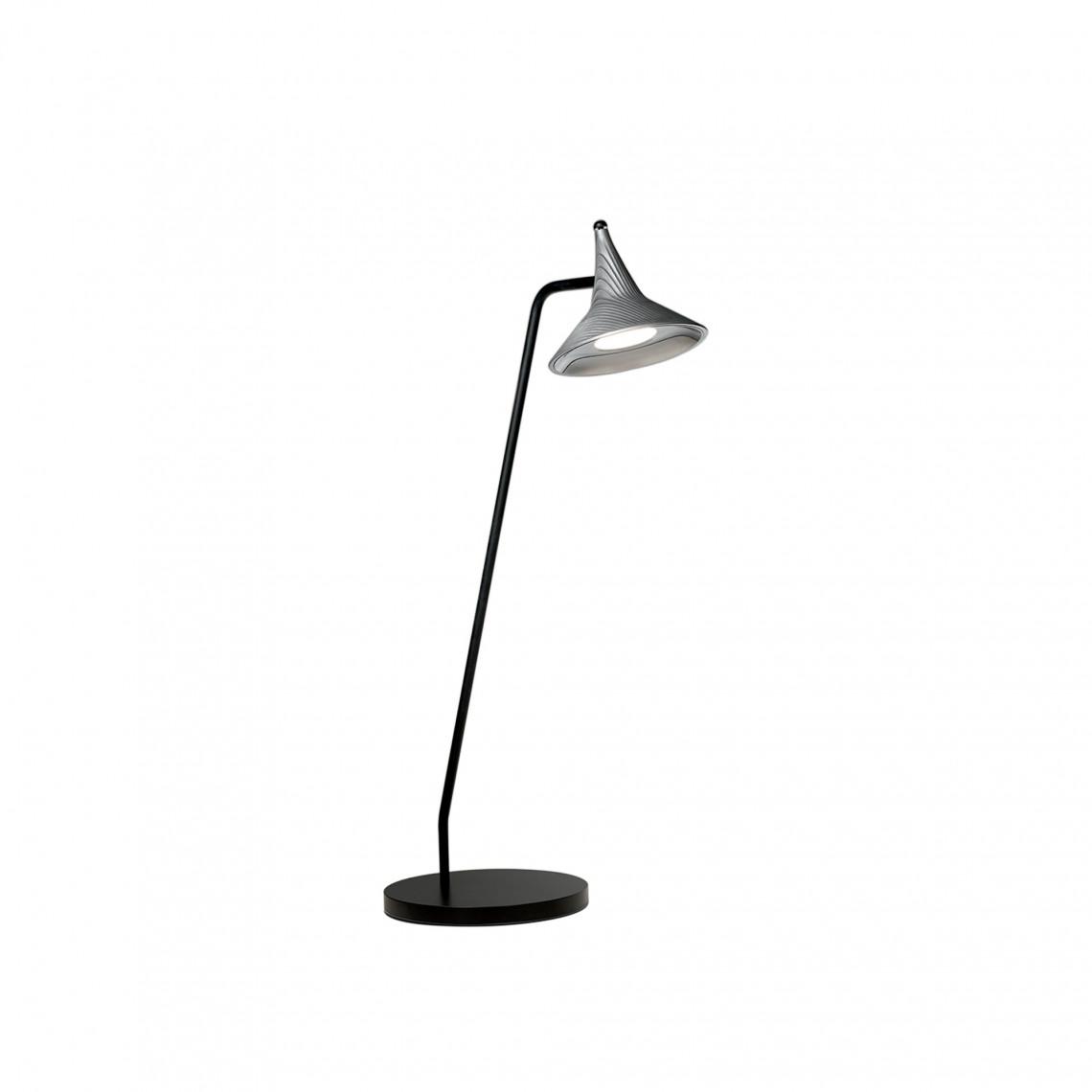 Unterlinden Bordslampa Antik Aluminium